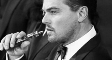 Leo DiCaprio in trouble for vaping at SAG Awards