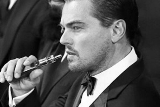 Leonardo DiCaprio probably thought he could smoke without getting into trouble after leaving high school. (Photo: Instagram, @yoshi_walsh)