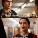 Ellen Page – Juno MacGuff in Juno (Photo: Instagram, @_moviequote_)