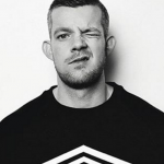 Russell Tovey - George Sands in Being Human (Photo: Instagram, @hal_the_vampire)