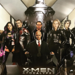 X-Men: Apocalypse – Set for release on May 27 (Photo: Instagram, @bryanjaysinger)