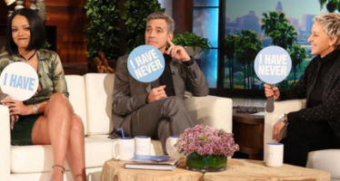 George Clooney: Hooking up with over 50s is wrong