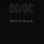 AC/DC – Back in Black (1980) (Photo: Instagram, @acdc_store)