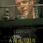 A Beautiful Mind (2002) – Adapted from A Beautiful Mind: The Life of Mathematical Genius and Nobel Laureate John Nash, the book by Sylvia Nasar (Photo: Instagram, @pannawat_21)