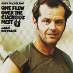 One Flew Over the Cuckoo's Nest (1976) – Adapted from One Flew Over the Cuckoo's Nest, the book by Ken Kesey (Photo: Instagram, @jomjome_dvd)