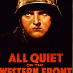All Quiet on the Western Front (1930) – Adapted from All Quiet on the Western Front, the book by Erich Maria Remarque (Photo: Instagram, @lorrydrew)