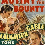 Mutiny on the Bounty (1936) – Adapted from Mutiny on the Bounty, the book by Charles Nordhoff and James Norman Hall (Photo: Instagram, @mooveeblog)