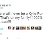 There was also some hilarious shade thrown in the direction of sports brand Puma. (Photo: Twitter, @kanyewest)