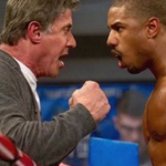 Sylvester Stallone recently forgot to thank his Creed co-star Michael B. Jordan and director Ryan Coogler at the Golden Globes. (Photo: Instagram, @rocky.rambo_)