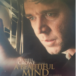 A Beautiful Mind (2001) – Golden Globe for Best Drama & Academy Award for Best Picture (Photo: Instagram, @kwok_florence)