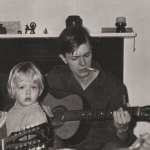 Jones is Bowie's eldest son from his marriage to Angie Bowie. (Photo: Instagram, @the_girl_with_the_mousy_hair)