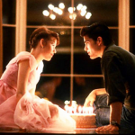 Sixteen Candles starring John Cusack, Molly Ringwald and Joan Cusack (Photo: Instagram, @miflix)