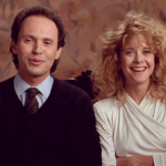 When Harry Met Sally... starring Meg Ryan, Billy Crystal and Carrie Fisher (Photo: Instagram, @yangphoenix)