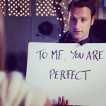 Love Actually starring Keira Knightley, Elisha Cuthbert and Liam Neeson (Photo: Instagram, @laurenyurick)