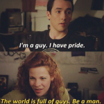 Say Anything... starring John Cusack, Jeremy Piven and Joan Cusack (Photo: Instagram, @best.movie.lines)