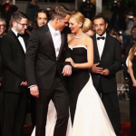 Reynolds said Blake Lively was joking along with him until he pumped up the love jams. (Photo: Instagram, @emmeferraro)