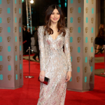 Gemma Chan has starred in several BAFTA-winning TV shows and looked sparkling and stunning on the red carpet. (Photo: Instagram, @hotdropsuk)