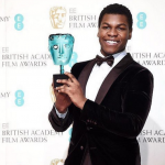 John Boyega won the Best Rising Star award after an amazing year in the limelight. (Photo: Instagram, @the_force_awakensep7)