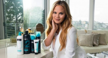 Chrissy Teigen stretch mark cure REVEALED!