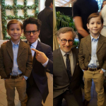 Star Wars fanatic Jacob got to meet director J.J. Abrams and one of Hollywood's best-ever storytellers, Steven Spielberg, at the AFI Awards.