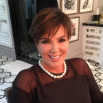 She also added that she still mourns her former husband's presence in her life. (Photo: Instagram, @krisjenner)