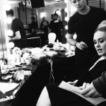 The singer is currently on a 105-date world tour that is set to run until November. (Photo: Instagram, @adele)