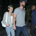 The 23-year-old singer also reportedly ditched her heavy partying friends in a bid to please fiancé Liam Hemsworth. (Photo: Instagram, @_mileycyrux)