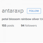 Petal Blossom Rainbow Oliver – Creatively thought up by Jamie Oliver and Juliette Norton. (Photo: Instagram, @antaraxp)