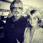 Bo Derek married 48-year-old director John Derek in 1976 when she was 16. (Photo: Instagram, @sociallynotdisturbed)