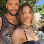 The NFL quarterback and the singer have been together for almost a year. (Photo: Instagram, @ciara)