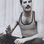 Freddie Mercury was born Farrokh Bulsara. (Photo: Instagram, @freddiemercuryy)