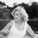Marilyn Monroe was born Norma Jeane Mortenson. (Photo: Instagram, @marilynmonroe)