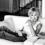 Meg Ryan was born Margaret Mary Emily Anne Hyra. (Photo: Instagram, @portermagazine)