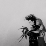 Edward Scissorhands - Johnny Depp & Winona Ryder. (Photo: Instagram, @wanyizee)