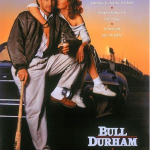 Bull Durham - Tim Robbins & Susan Sarandon. (Photo: Instagram, @bellaava30)