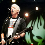 Dexter Holland, The Offspring singer – Earned a Ph.D. in molecular biology from the University of Southern California. (Photo: Instagram, @roberta.brunac)