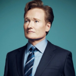 Conan O'Brien, comedian and TV host – Earned a degree in history and literature from Harvard University. (Photo: Instagram, @team_coco__)