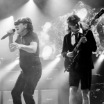 Johnson has been the frontman of the Australian band since 1980. (Photo: Instagram, @acdc)