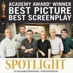 Distributors of Spotlight have admitted to made-up dialogue in the Oscar-winning film. (Photo: Instagram, @spotlightmovie)