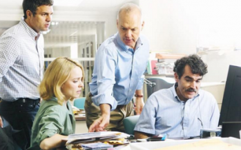 Spotlight makers admit they made up dialogue