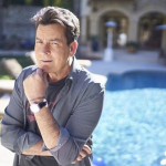 Charlie Sheen was expelled for poor grades and attendance. (Photo: Instagram, @charliesheen)