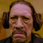 Danny Trejo is only 5'6'' tall. (Photo: Instagram, @thisisfusion)