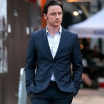 James McAvoy is only 5'6'' tall. (Photo: Instagram, @jamesmcavoy)