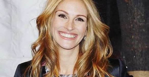 "Julia Roberts turned down the role of Leigh Anne Tuohy in the movie ""The Blind Side"" that eventually went to Sandra Bullock. (Photo: Instagram, @juliarobertsoriginal)"