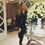 The 45-year-old diva is scheduled to perform in the Belgian capital on Sunday. (Photo: Instagram, @mariahcarey)