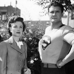 3. Superman and the Mole Men (1951) – Clark Kent/Superman played by George Reeves. (Photo: Instagram, @dan_kohn_xx)