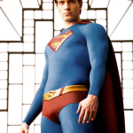 8. Superman Returns (2006) – Clark Kent/Superman played by Brandon Routh. (Photo: Instagram, @geekykid28)