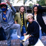 Van Halen – Van Halen carried on without David Lee Roth and did well enough with Sammy Hagar. Not so much with Gary Cherone. (Photo: Instagram, @glamlands)