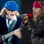 A press representative of AC/DC has confirmed Axl Rose will join the band on tour. (Photo: Instagram, @tribuna_campeche)