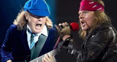 Axl Rose confirmed as AC/DC singer